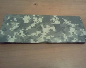 Digital Camoflauge Duct Tape (Duck Tape) Wallet for Ladies