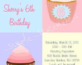 Birthday Invitation Item 00126