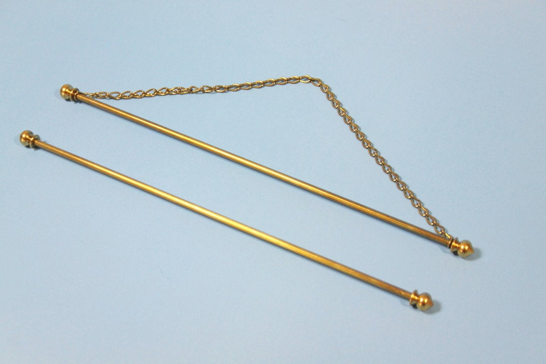 Brass Bell Pull Hanger For 10 Tapestry Needlepoint