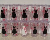 11 Tumblers for Pam