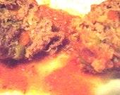Muffaletta Meatballs Recipe