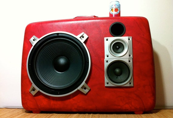 Speaker Box (TWO-SIDED)