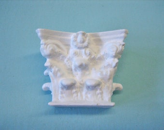 Dollhouse Miniature Corinthian Capital
