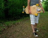 Downhill Free-ride Longboard Deck