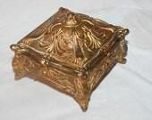 Jennings Brothers Jewelry Box, JB 824 Jewelry casket