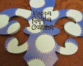 Kappa Kappa Gamma Fleur de lis