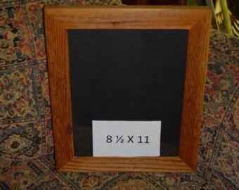 8 5x11 Picture Frame Etsy