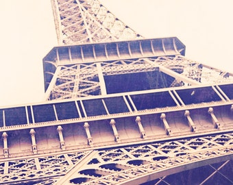 Eiffel Tower 5x7 Photo Print, Paris France Photography
