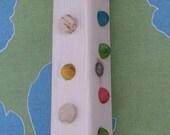 Small Woody Bird Toy