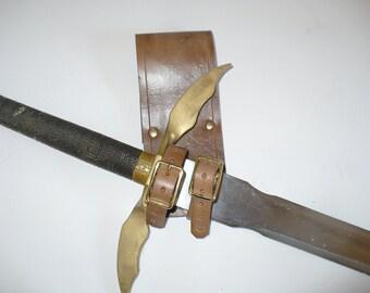 Basic sword / dagger frog