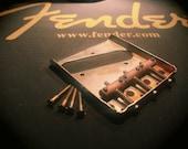 Fender Vintage 3 Saddle Bridge Aged Relic Guitar Part 0990806100