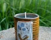 Cute Ceramic Candle