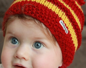 USC Baby Beanie for four to twelve months