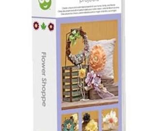 Flower Shoppe, NEW Cricut Cartridge