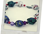 The Joker Themed Lucky Star Bracelet