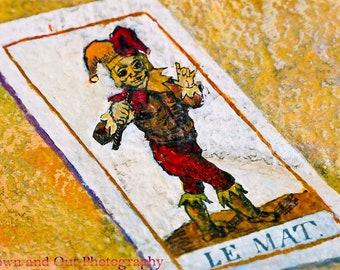 8 x 12 Joker Le Mat