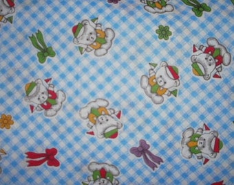 Sailor Bear Design Fabric