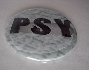 "PSY  POCKET MIRROR custom made ""Just for you"""