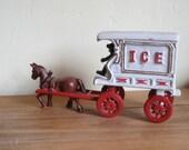 Antique Cast Iron Toy