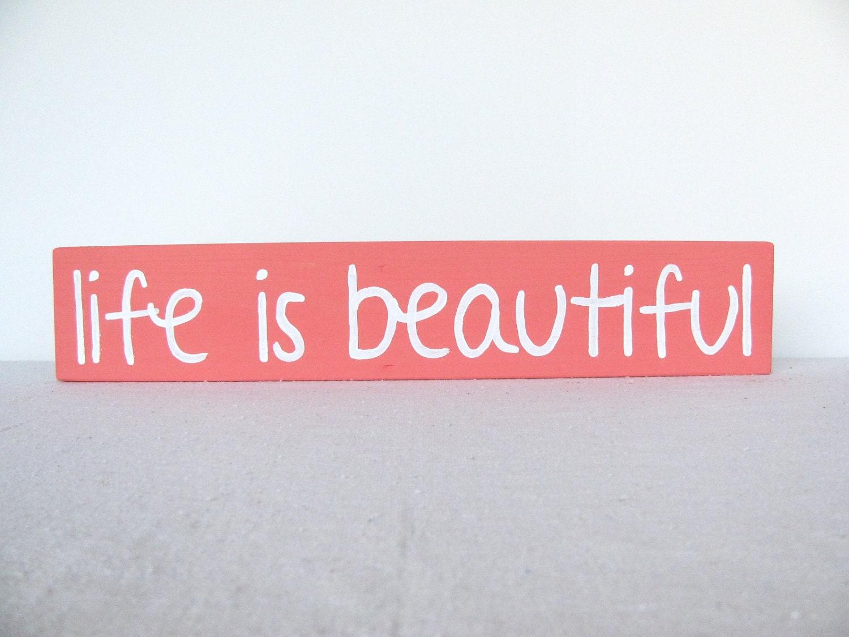 life is beautiful movie quotes quotesgram. Black Bedroom Furniture Sets. Home Design Ideas