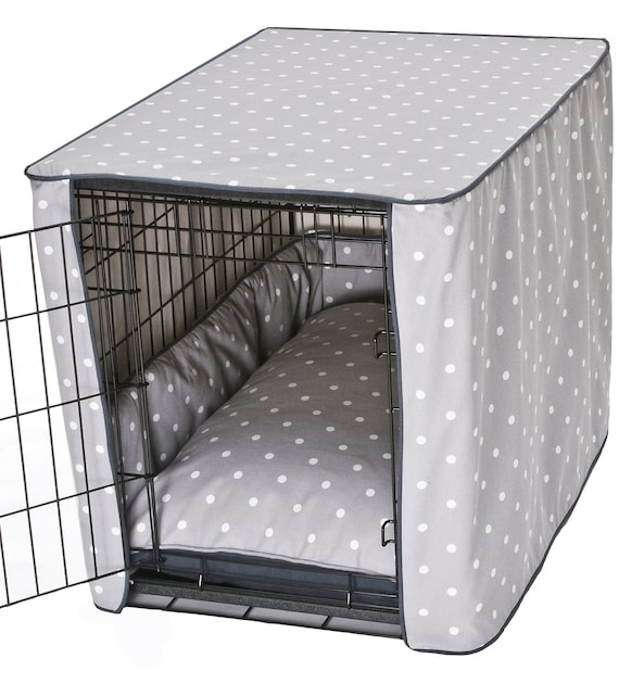 Items similar to dog crate covers medium custom made in for Dog crates for medium sized dogs