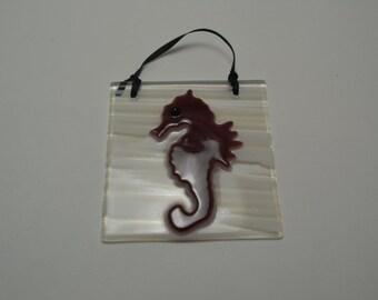 Seahorse Suncatcher/ornament