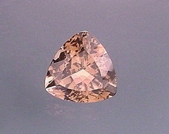 10mm trillion smoky quartz gem stone gemstone natural