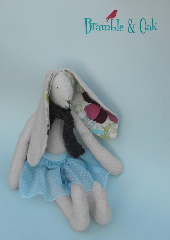 Flora the ballet bunny