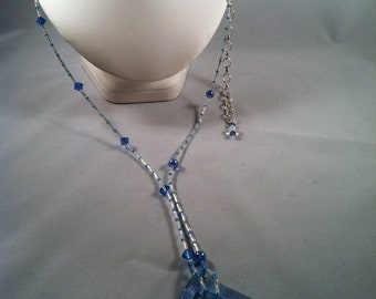 Beaded Necklace - Fashion Necklace - Affordable Beaded Jewelry - Jewelry Gift - Gift for Her - Glass Bead Necklace