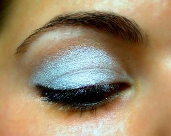 Polar Ice - White Metallic Eye Shadow - Natural - Mineral