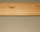 Oak wooden bench - Handmade