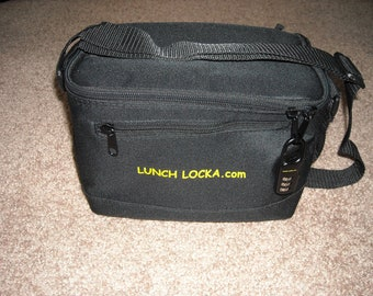 Locking Lunch Bag
