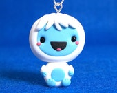 Chibi Yeti Necklace