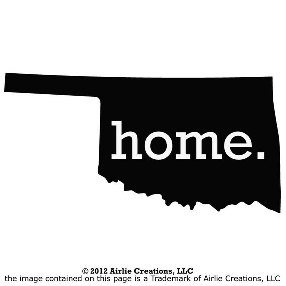 Related Keywords Amp Suggestions For Oklahoma Shape
