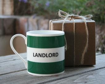 Landlord Hoop Mug
