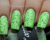 Halloween Collection - Glowin Ghoulies - full size - indie polish- GLOW in the Dark
