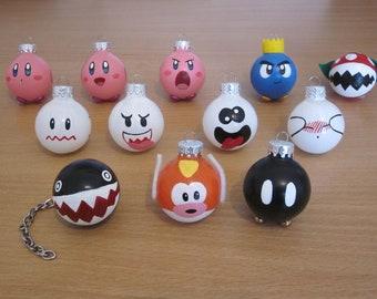 Ornaments Small/Mini (Choose any 4)