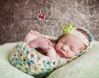 Newborn Baby Bowl Photography Prop