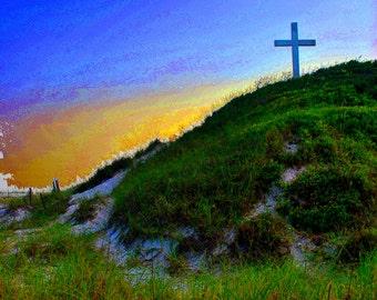 SALE! Cross on Pensacola Beach
