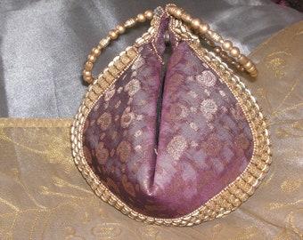 Sale - Paisley Classy Handmade Purse/Handbag