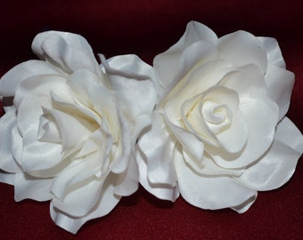Double flower hairpiece