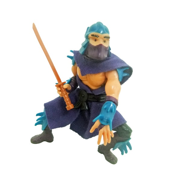 Teenage Mutant Ninja Turtles Shredder Toy : Shredder teenage mutant ninja turtles tmnt action figure