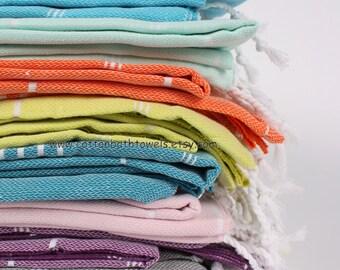 Turkish Towel, Peshtemal, Beach Towel, Turkish Bath Towel, Hammam Towel, Pamper Yourself