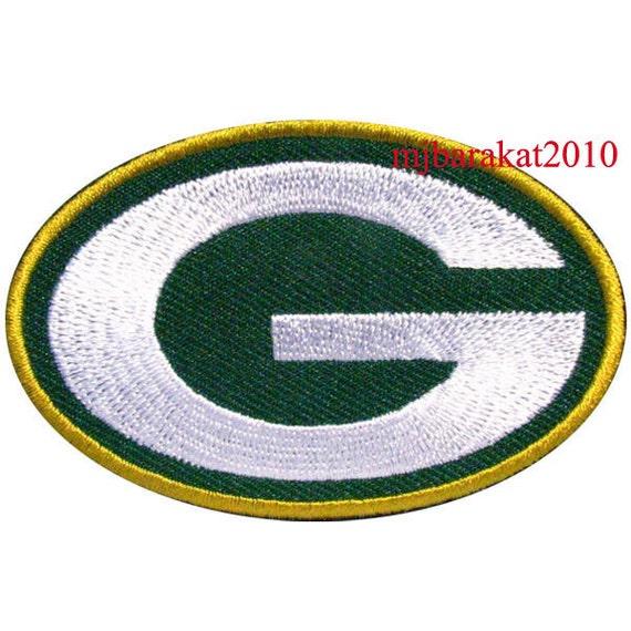 Green Bay Packers Logo Iron On Sticker Heat Transfer