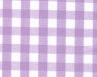 "1/4"" LILAC Fabric Finders Gingham"