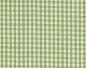 "HALF YARD 1/16"" SPROUT Fabric Finders Gingham"