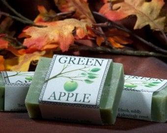 Soap Bars - Green Apple