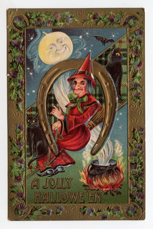 Vintage Karten Zazzlech