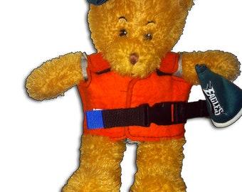 Teddy bear Physiotherapy Vest