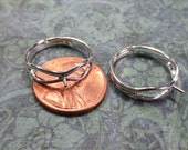 Ring Blanks, Silver Plate, 3 Pieces - Item 460